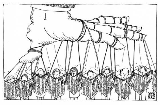 1. La estrategia de la distracción. El elemento primordial del control social es la estrategia de la distracción, consiste en desviar la atención del público de los problemas importantes y […]