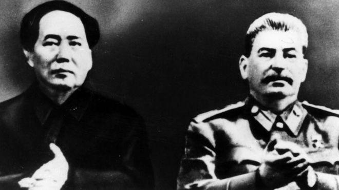 Cuando Japón se rinde después de Hiroshima y Nagasaki en agosto de 1945, Mao y el PCCH se preparan para la guerra civil contra el Kuomintang , una vez aceptada […]
